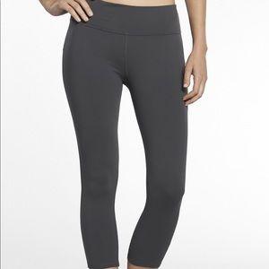 Gray Fabletics Capri leggings